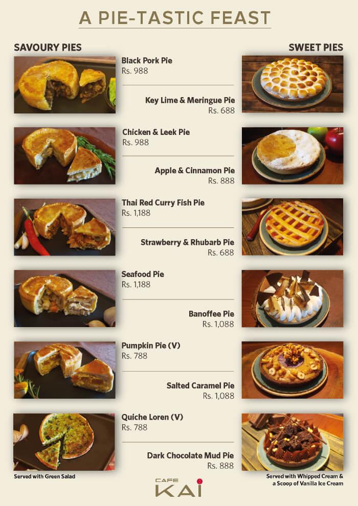 Pizza Happy Hour menu