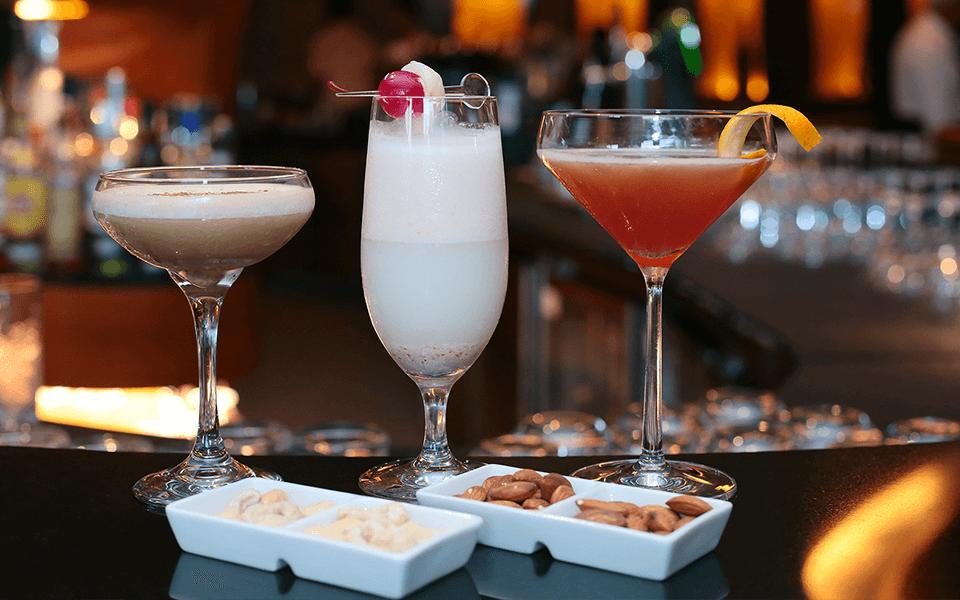 Desserts Menu - LAB